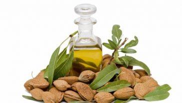 almonds-oil