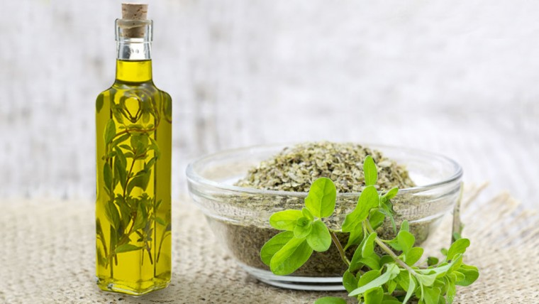 Marjoram-oil-as-essential-oils-for-headaches