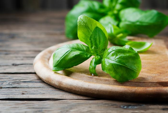 Basil-as-thyme-substitute