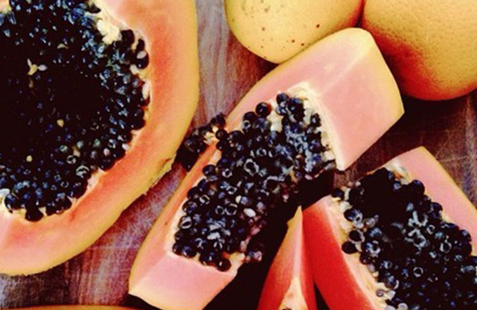 Papaya seeds for weight loss