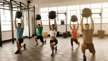 Determination of the pace in strength training