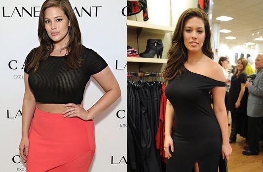 Ashley Graham Weight Loss
